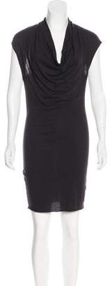 Helmut Lang Sleeveless Mini Dress