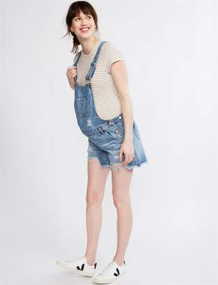 Citizens of Humanity Ripe Destructed Maternity Shortall