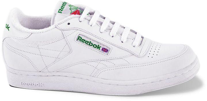 Reebok club c tennis shoes - men
