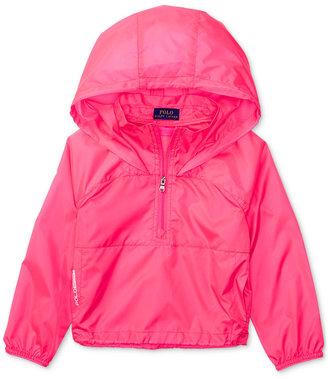 Ralph Lauren Lightweight Windbreaker, Toddler & Little Girls (2T-6X) $69.50 thestylecure.com