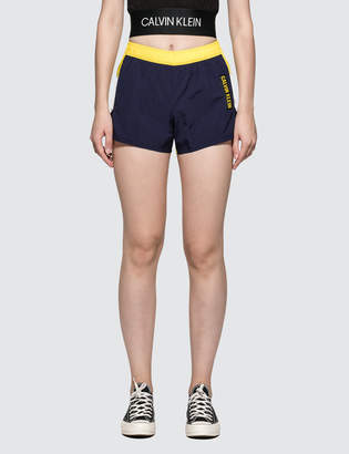 Calvin Klein Side CLR Blk Short