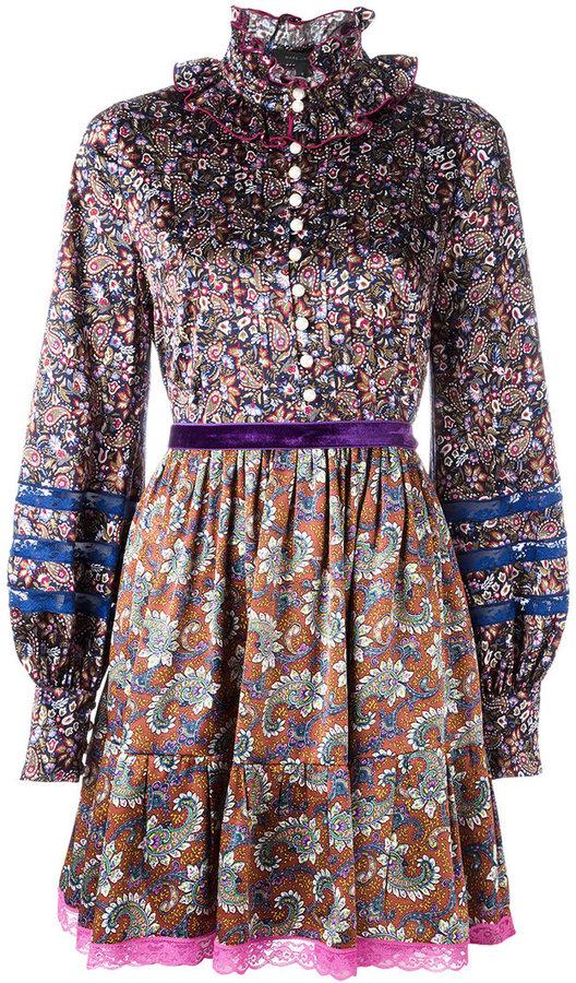 Marc JacobsMarc Jacobs floral print dress