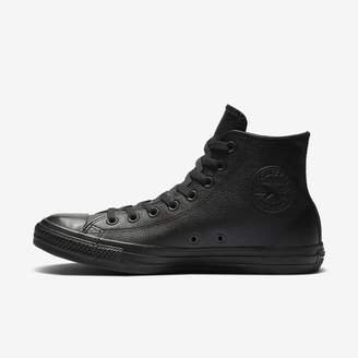 Converse Chuck Taylor All Star Leather Unisex High Top Shoe