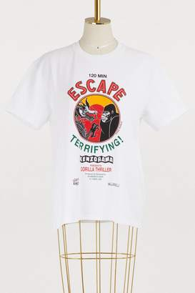 Kenzo Cotton oversized T-shirt