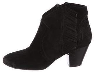 Ash Justin Suede Ankle Boots
