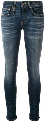 R 13 classic skinny jeans