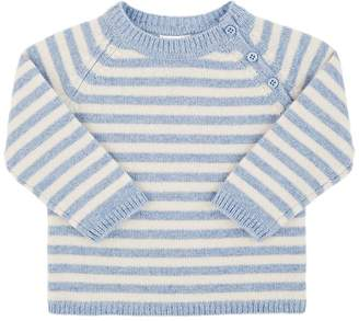 Barneys New York Infants' Striped Cashmere Sweater
