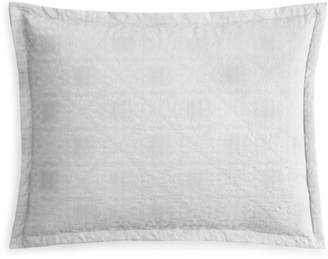 Sky Tile Matelasse Quilted Standard Sham - 100% Exclusive