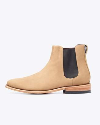 Nisolo Men's Chelsea Boot Stone