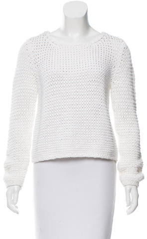 MICHAEL Michael Kors Michael Kors Scoop Neck Knit Sweater