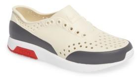 Boy's Native Shoes Lennox Block Slip-On Sneaker $45 thestylecure.com