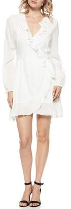 Paige Shawna Wrap Dress