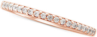 Macy's Diamond Stackable Band (1/7 ct. t.w.) in 14k Gold, White Gold or Rose Gold