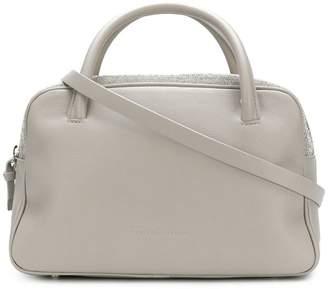 Fabiana Filippi zipped glitter handbag