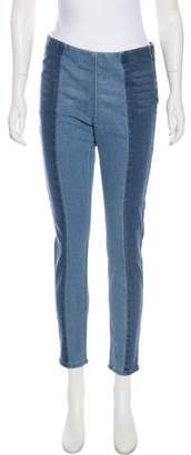 By Malene Birger Mid-Rise Skinny Jeans w/ Tags