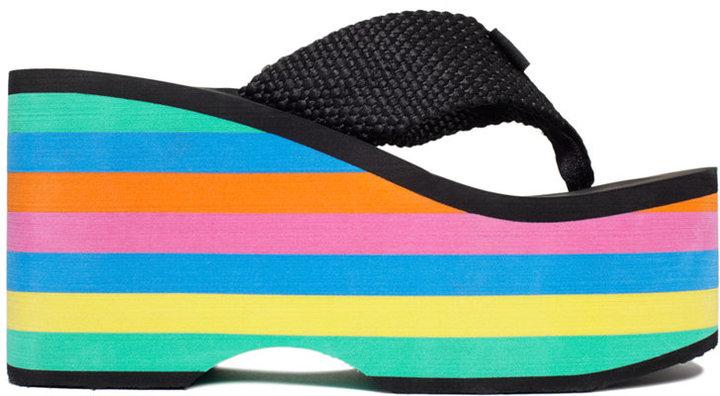 Rocket Dog Shoes, Big Top Platform Wedge Sandals