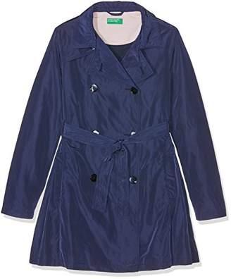 Benetton Girl's Jacket,(Manufacturer Size:Medium)