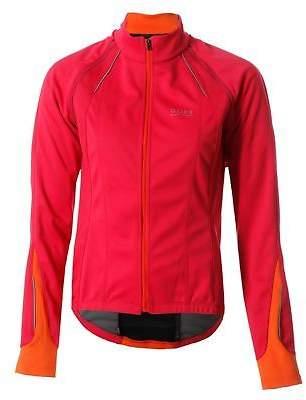 Gore Womens Phantom2 SO Ladies Cycle Jacket Zip Fastening Long Sleeve