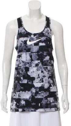 Nike Printed Racerback Tank Top w/ Tags