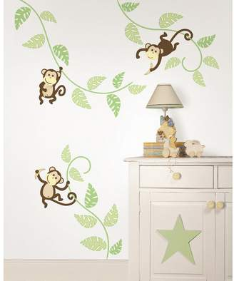 Wallpops WallPops Monkeying Around Wall Decals