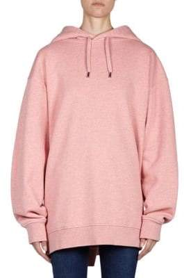Acne Studios Cotton Fleece Drawstring Hoodie