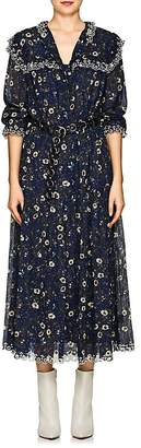 Etoile Isabel Marant Women's Floral Cotton Maxi Dress
