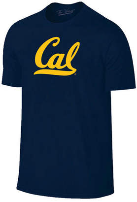 New Agenda Men's California Golden Bears Big Logo T-Shirt