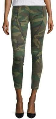 Peserico Camo Street Pants