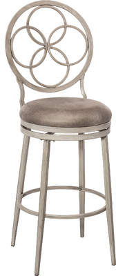 Fleur De Lis Living Apache 26 Swivel Bar Stool