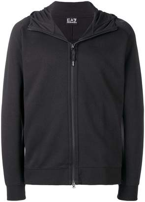 Emporio Armani zip hoodie