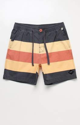 """TCSS Sunset Stripe 17"""" Boardshorts"""