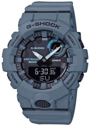 Casio G-Shock GBA800 Bluetooth Fitness Tracker - Utility Colour Series