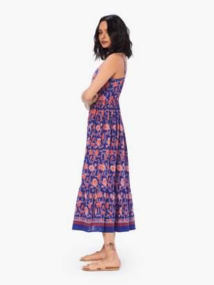XiRENA Bardot Dress - Bleu Fleur