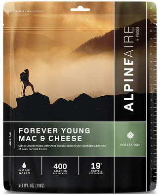 Alpineaire AlpineAire Forever Young Macaroni and Cheese