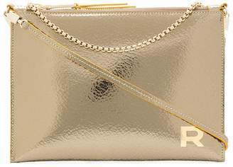 Rochas metallic crossbody