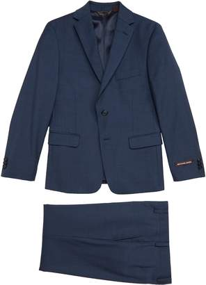 Michael Kors (マイケル コース) - Michael Kors Solid Wool Suit