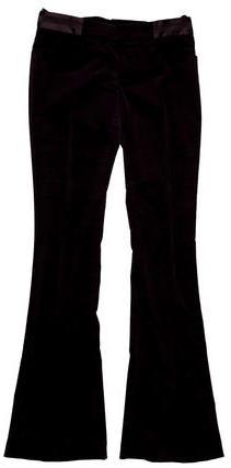 GucciGucci Flared Velvet Pants