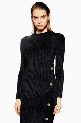 Topshop Chenille Tunic by Boutique