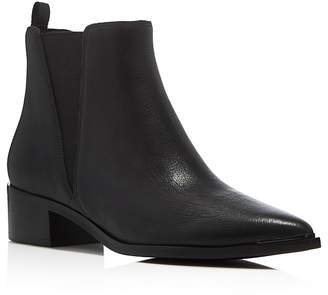 Marc Fisher LTD. Yale Chelsea Booties $179 thestylecure.com