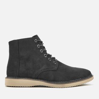 Toms Men's Porter Suede Lace Up Boots