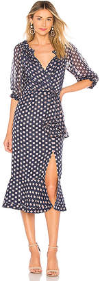 Saloni Olivia Dress