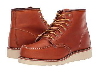 Red Wing Shoes 6 Classic Moc