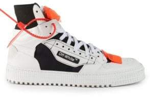 Off-White Off Court Tumbled Sneakers
