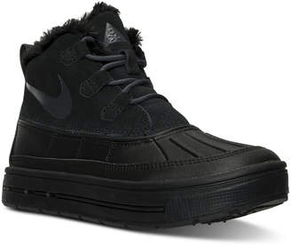 Nike Girls' Woodside Chukka 2 Boots from Finish Line $84.99 thestylecure.com