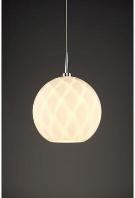 Bruck Lighting Sirena 1-Light Globe Pendant
