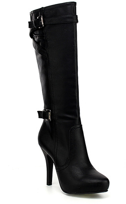 Black Lana Boot $59.99 thestylecure.com