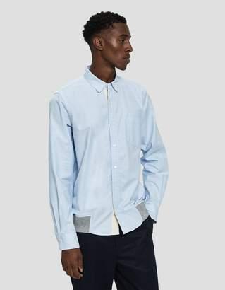 Sacai Oxford Button Down Shirt