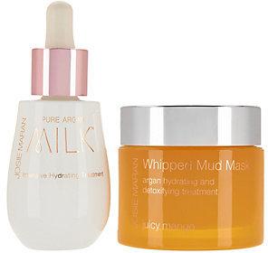 Josie Maran Argan Milk Serum & Mask Duo $65.98 thestylecure.com