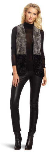 Eight Sixty Women's Fur Vest