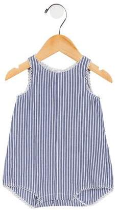 Caramel Baby & Child Girls' Stripe All-In-One w/ Tags